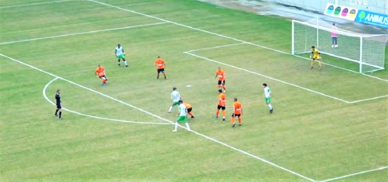 Κακή εμφάνιση και ήττα για τον Καραισκάκη Άρτας, 3-0 από τον Απόλλων Λάρισας