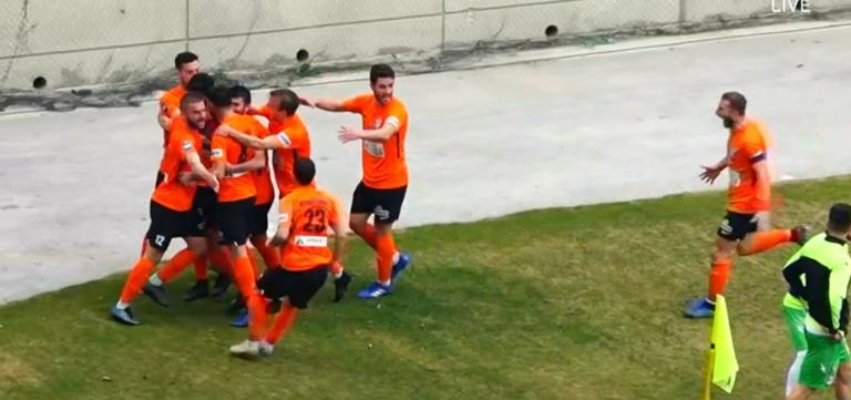 Τα γκολ στο Απόλλων Λάρισας – Καραϊσκάκης (vid)