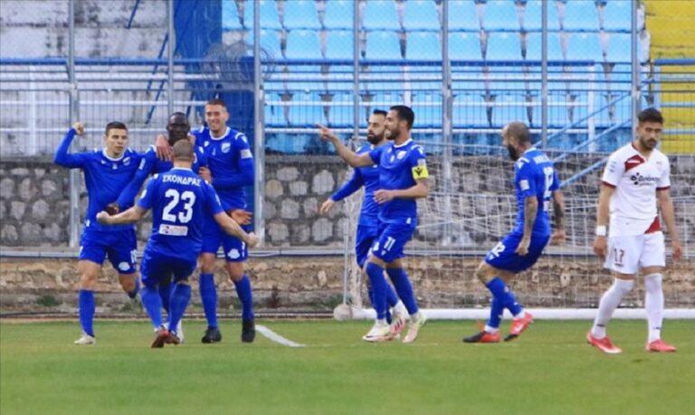 Με Ντέλετιτς έφτασε στη νίκη η Λαμία, 2-1 της ΑΕΛ