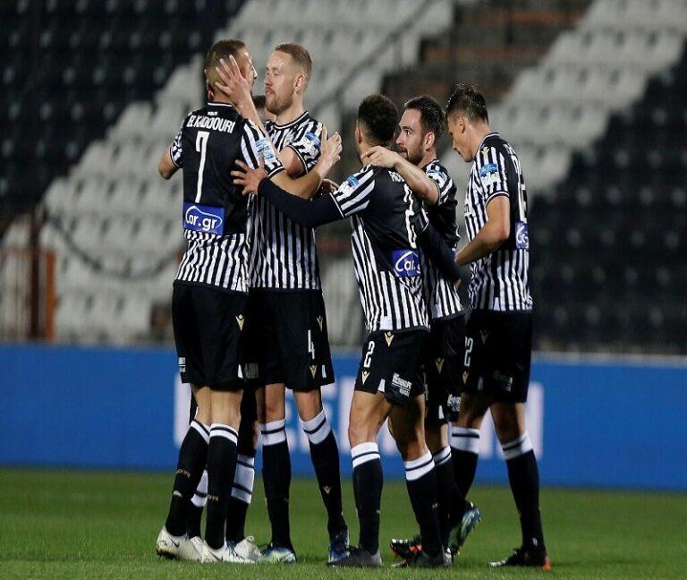 Super League: Στον ΠΑΟΚ το ντέρμπι – Το πανόραμα της 4ης αγωνιστικής των play offs