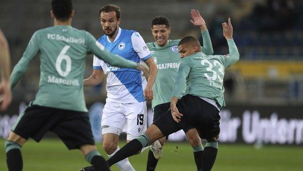 Bundesliga: Υποβιβασμός για τη Σάλκε του Δημήτρη Γραμμόζη
