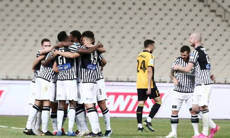 """""""Βλέπει"""" Ευρώπη o ΠΑΟΚ που νίκησε την ΑΕΚ – Ματσάρες με ισοπαλία σε Βικελίδης και Λεωφόρο"""