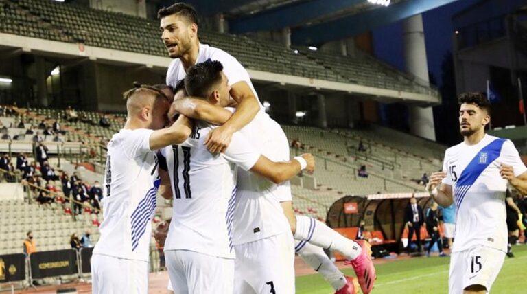 Μάγκικη Εθνική από τα παλιά, 1-1 με το πανίσχυρο Βέλγιο!