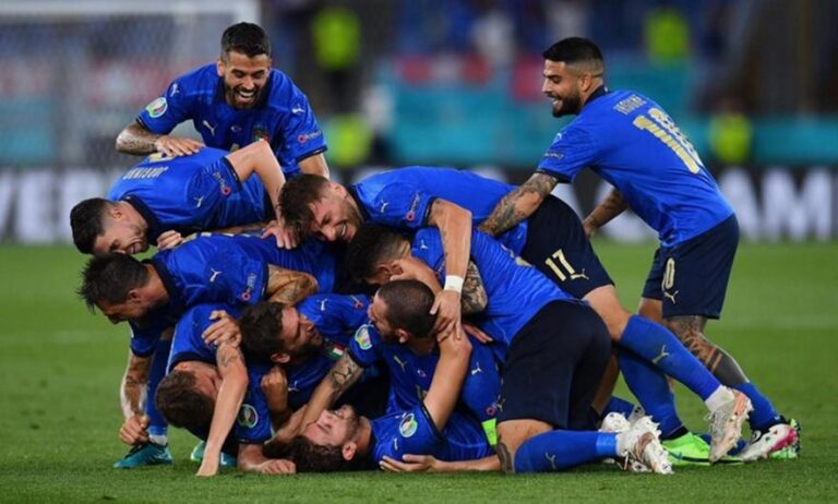 Its coming to … Rome το Euro, back to … home οι Άγγλοι !