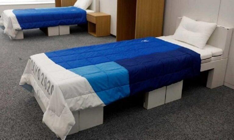 Κρεβάτια που δεν… αντέχουν σεξ στο Ολυμπιακό Χωριό