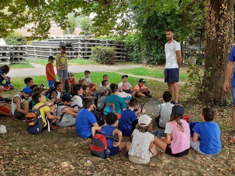Τα παιδιά των ΚΔΑΠ συνάντησαν στον Ν.Ο.Ι. τον Στέφανο Ντούσκο!