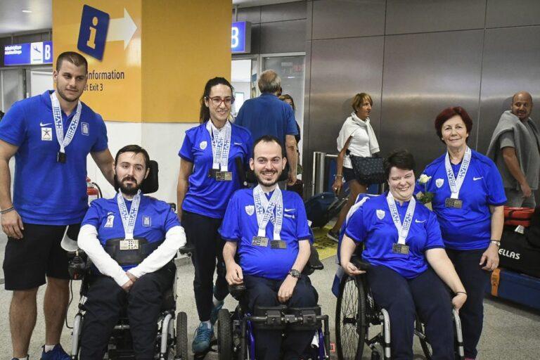 Παραολυμπιακοί Αγώνες Τόκιο: Σημαιοφόροι της Ελληνικής ομάδας οι Α.Κωνσταντινίδης και Α.Ντέντα