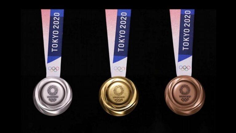 Ο τελικός πίνακας μεταλλίων στο Τόκιο: Στην κορυφή οι ΗΠΑ, 36η θέση η Ελλάδα