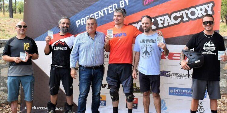 """Πρέβεζα: Με μεγάλη επιτυχία διεξήχθη το Πανελλήνιο Κύπελλο ορεινής ποδηλασίας Enduro """"Zalogo Race"""""""