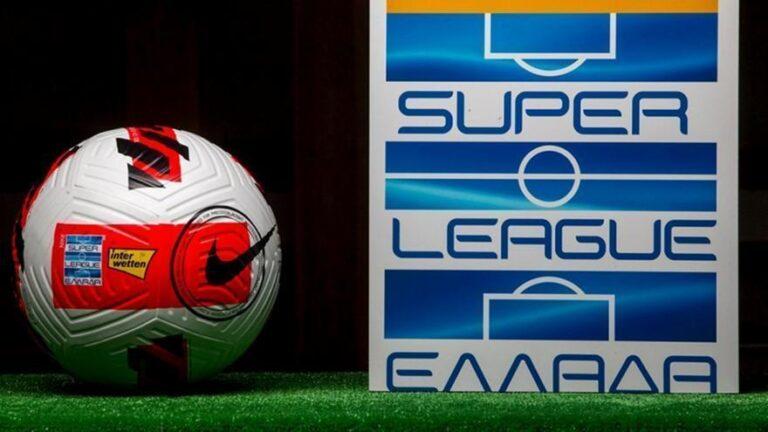 Δεύτερος ο ΠΑΣ Γιάννινα – Τα αποτελέσματα της Super League