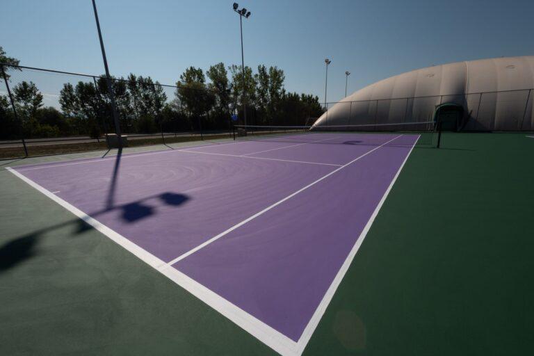 Πανέτοιμα τα δυο νέα γήπεδα τένις στο Πανηπειρωτικό Στάδιο
