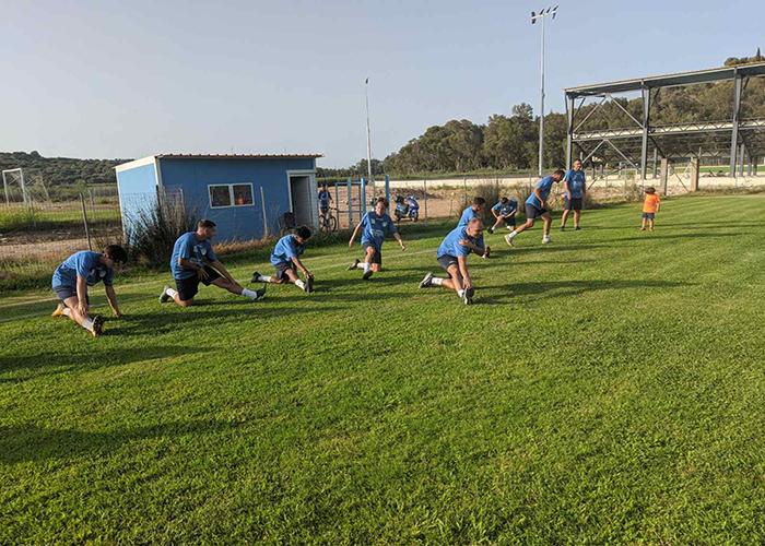 Φιλική νίκη του Αμβρακικού Βόνιτσας, με 4-1 επί της Αναγέννησης Άρτας